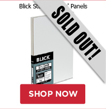Buy 25 worth of Blick Premier Artists Panels, get 1 Utrecht Artists Acrylic Paint sampler free.