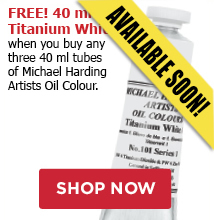 Free 40 ml tube of M harding oils when you buy any three tubes of M harding oils.