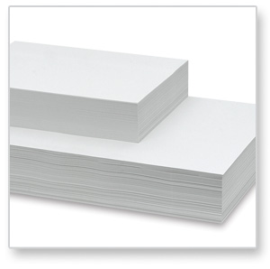 Blick White Sluphite Drawing Paper