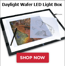 Daylight Water LED Light Box