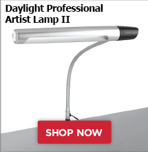 Daylight Professional Artist Lamp II