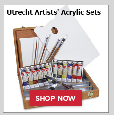 Utrecht Artists Acrylic Sets