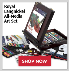 Royal Langnickel All-Media Art Set