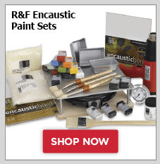 R&F Encaustic Paints Holiday Sets