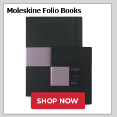 Moleskine Folio Books