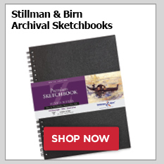Stillman & Birn Archival Sketchbooks