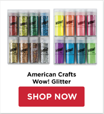 American Crafts Wow! Glitter