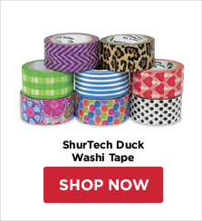 ShurTech Duck Washi Tape
