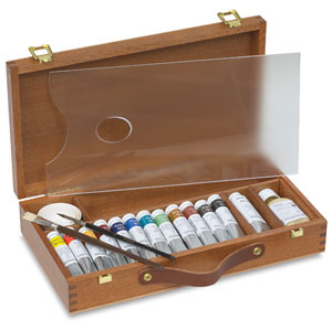 Deluxe Wooden Box Set