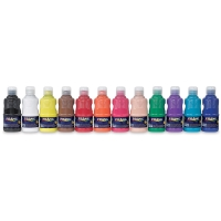 Assorted Set of 12, 8 oz Bottles