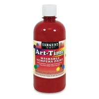 Sargent Art-Time Tempera, 16 oz Bottle