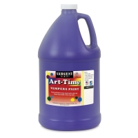 Sargent Art-Time Tempera, Gallon Bottle