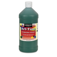 Sargent Art-Time Tempera, 32 oz Bottle