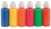 Fluorescent Tempera Paint Daubers, Set of 6
