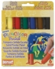 Standard Colors, Set of 6, Pocket Size Sticks