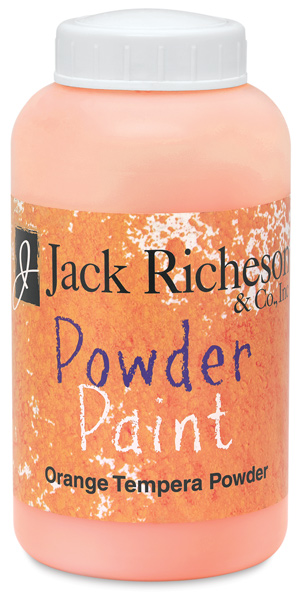 Powdered Tempera Paint, Orange
