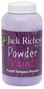 Powdered Tempera Paint, Purple