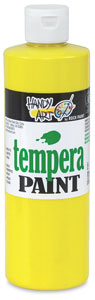 Handy Art Tempera, Yellow, Pint