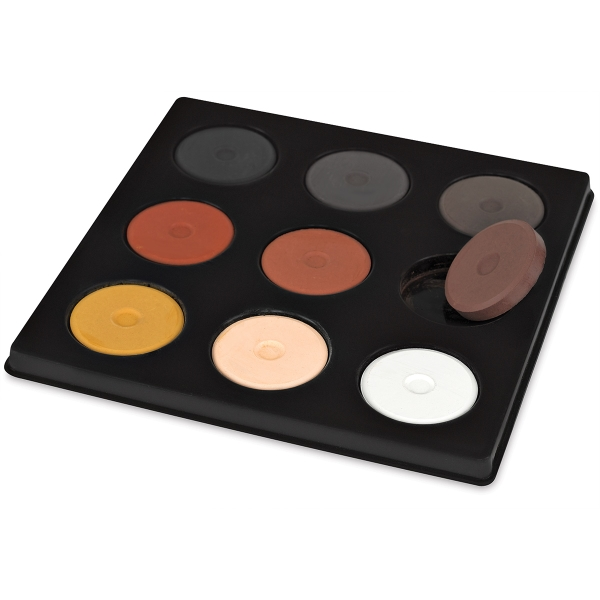 Multicultural Colors, Set of 9