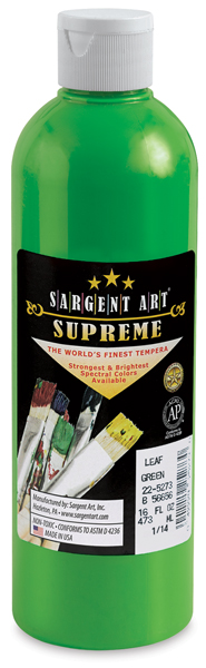 Sargent Art Supreme Tempera, 16 oz