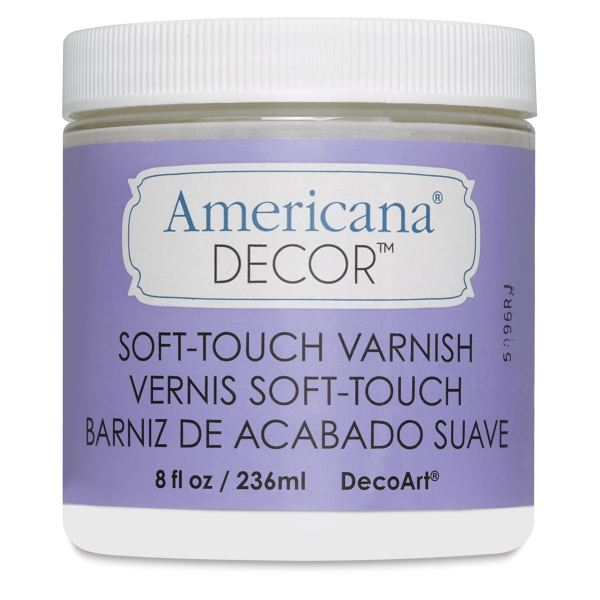 Soft Touch Varnish