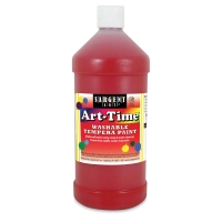 Washable Tempera, 32 oz Bottle