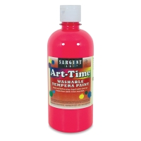 Washable Tempera, 16 oz Bottle