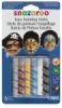 Boys Paint Sticks, Set of 6