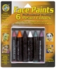Pearl Face Paint Crayons, Pkg of 6