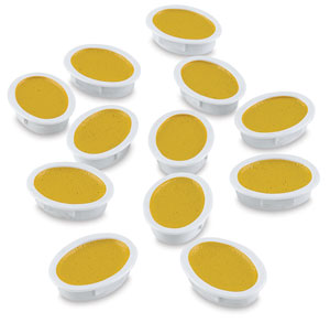Oval Half-Pan Refills, Pkg of 12