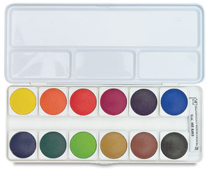 Transparent 12 Pan Set