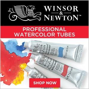 Winsor & Newton Professional Watercolor Tubes
