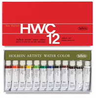Holbein Artists' Watercolor Tube Sets