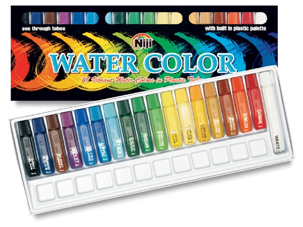 Set of 18 Colors