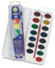 Prang Washable <nobr>Watercolor Pan Sets</nobr>