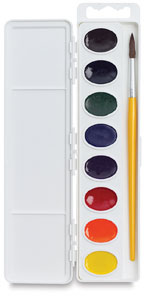 Premium Watercolors, Set of 8