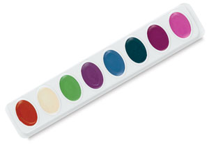 Refill, Set of 8 Secondary Colors