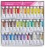 Set of 36 Colors, 15 ml Tubes