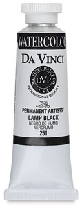 Lamp Black, 37 ml