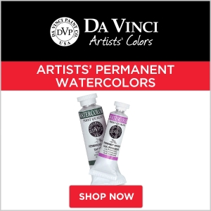 Da Vinci Artists' Permanent Watercolors