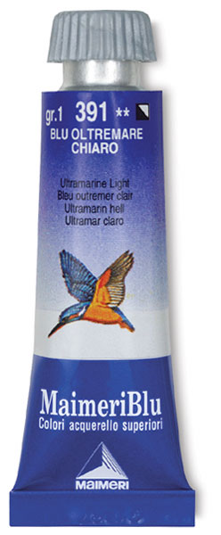Ultramarine Light, 15 ml Tube