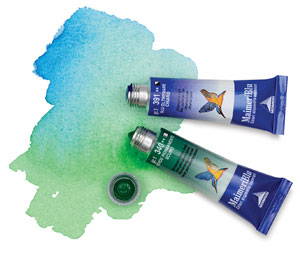 Maimeri Blu Watercolors