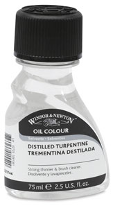 Distilled Turpentine