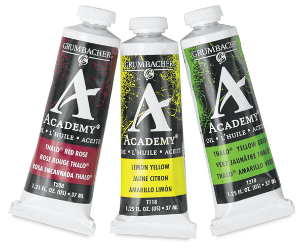 Academy Oil Colors