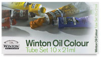 Winsor & Newton Winton Oil Color Sets
