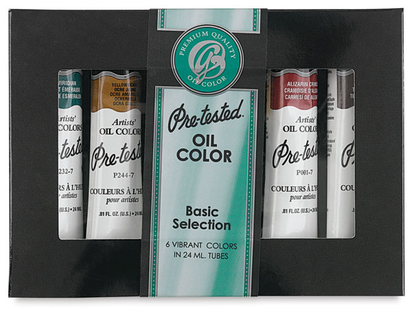 Pre-Tested 6-Color Master Set