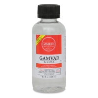 Gamvar Gloss Varnish, 4.2 oz