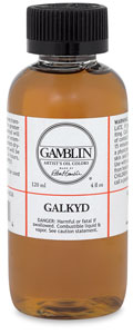 Galkyd Medium #1, 4 oz