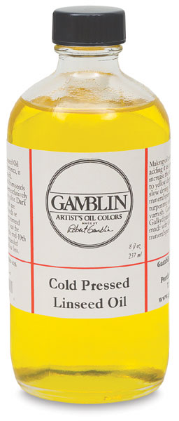 Cold Pressed Linseed Oil
