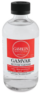 Gamvar Varnish, 8.5 oz
